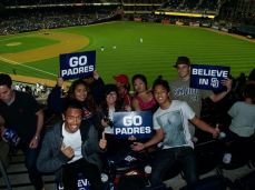 YA Group At Padres