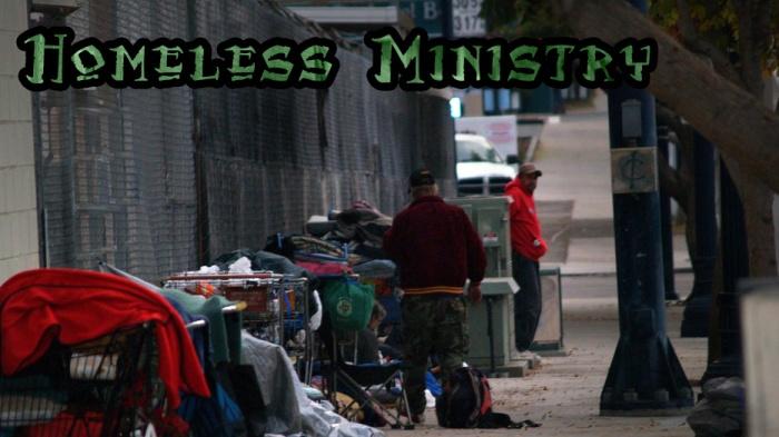 homeless-ministry